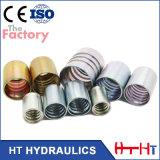 Toute la taille d'embout/de chemise/de plot hydrauliques d'embout de durites (01200)