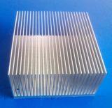 la longitud de aluminio del disipador de calor 69mm*36mm*100m m del perfil de la anchura de 69m m puede por encargo