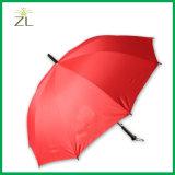 Фабрика зонтика гуляя ручки печатание логоса оптового размера OEM Stock водоустойчивого большого изготовленный на заказ для сбывания