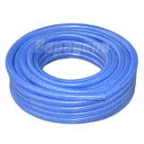 Tuyau flexible de l'eau de jardin de PVC de qualité