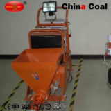 Máquina del yeso del aerosol del cemento del mortero del uso Sm2 del suelo de la construcción