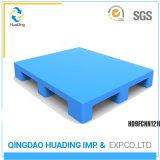 blauwe Goedkope Gediplomeerde Plastic Pallet voor Cargos