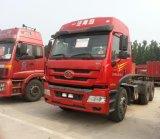 Rhd Sinotruck HOWOはハンドルの駆動機構によって使用されるトラックヘッドトラクターを訂正する