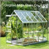 4mmはガラス温室のための超明確なフロートガラスを強くした