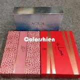 Rectángulo de regalo cosmético rojo asombroso de la visualización del embalaje del perfume