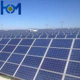 Vetro di vetro dell'arco di PV di vendita diretta della fabbrica di ISO/Ce per il modulo fotovoltaico