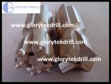 Pedacitos de botón del hilo de rosca del carburo para la explotación minera y la roca