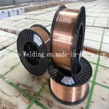 高品質のAws A5.18 Er70s-6の二酸化炭素ガスによって保護される溶接Wire/MIGの溶接ワイヤ