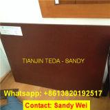 Heiße Verkaufs-Vollkommenheits-Qualitätsverwitterung Corten Stahlplatte für Fassade-Tür-Fenster-Behälter