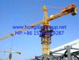 Guindaste de torre do grupo de Hongda - Qtz63
