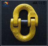 造られた合金鋼鉄カラーによって塗られるG80の鎖の結合リンクまたはチェーン・リンク