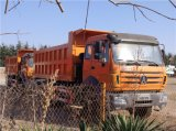 Camion Beiben van de Kongo de Vrachtwagen van de Kipper van de Stortplaats van 30 Ton 6X4