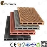 Decking ao ar livre WPC/Wood e revestimento composto plástico do Decking/engenharia (TS-04A)