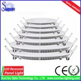 Neues Design 20W Recessed LED Panel Ceiling Light