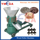Moulin différent automatique de boulette de sciure de tailles d'approvisionnement de constructeur de la Chine
