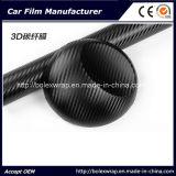 3D Auto Carbon Fiber Car Wrap Vinyl Film