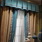 Занавес ткани высокого качества, занавес окна для дома