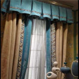 Cortina da tela da alta qualidade, cortina de indicador para a HOME