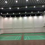 O PVC ostenta o revestimento interno para o teste padrão do Litchi das cortes de Badminton
