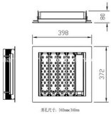 Luz del pabellón de la serie 120W LED de Nantonin GS
