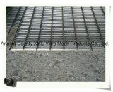 ステンレス鋼304の平らなウェッジワイヤースクリーンの版