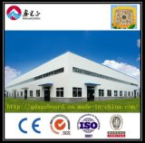 Het Prefab Lichte Huis van uitstekende kwaliteit van de Workshop van de Structuur van het Staal (xgz-164)