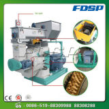 중국 판매를 위한 직업적인 1.5-1.8tph 목제 펠릿 기계 생물 자원 펠릿 선반