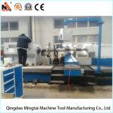 Tour horizontal professionnel de la Chine avec la fonction de fraisage pour le roulis, cylindre, usinage d'arbre (CG61160)