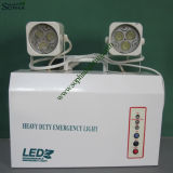 Indicatore luminoso Emergency ricaricabile, indicatore luminoso Emergency del LED, lampada di soccorso, indicatore luminoso del fuoco, indicatore luminoso dell'uscita, indicatore luminoso del segno, indicatore luminoso di indicazione, lampada di indicazione