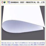 Mousse en PVC imperméable à l'eau 4'x8 'en plastique blanc