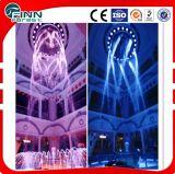 Jardin décoratif de modèle spécial avec le rideau d'intérieur ou extérieur coloré en éclairage LED en eau