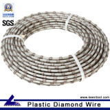 Diamante Wire Saw per Granite Dressing