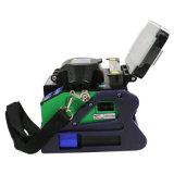 Encoladora de fibra óptica certificada CE/ISO libre de la fusión del envío FTTH