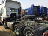 반 수송 HOWO 60 톤 트레일러 트럭 헤드를 위해