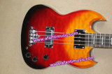 Mahogany тело & шея/гитара Afanti электрическая (ASG-524)