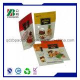 Sacchetto di plastica di alta qualità PE/PVC/HDPE/LDPE con la chiusura lampo