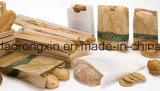 Braunes Packpapier der PET überzogenes Brotverpackung-