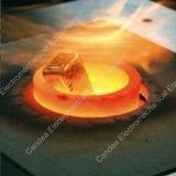 Or 50kg de cuivre de fréquence moyenne fondant le four à induction d'IGBT Mf-60kw