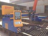 Tipo máquina do pórtico de Kasry de estaca de aço da placa do plasma do CNC