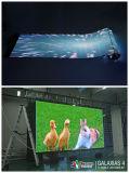 Schermo curvo P10 flessibile dello schermo P3 P4 LED di Huasun Galaxias LED