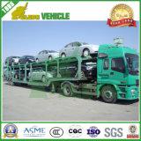 Camion automatique de transport de véhicule de transporteur de transport avec la semi-remorque