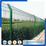 最もよい価格の庭のための鋼鉄によって溶接される金網の塀のパネル