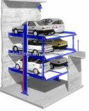 De hydraulische Lift van het Parkeren in Kuil voor Zes Auto's