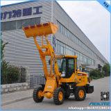De Chinese Lader van het Wiel van de Schop van 1 Ton Kleine voor de Machine van de Bouw