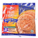 Цена машины упаковки подушки Roti Paratha низкой стоимости полуавтоматное