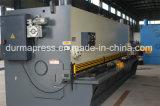 Máquina de estaca hidráulica do metal de folha da alta qualidade QC11y 6X6000