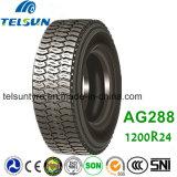 GCC (1200R24)との頑丈なRadial Truck Tyre