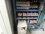 Taza de papel del solo PE disponible que forma el sistema de calefacción de la máquina