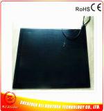 750*750*1.5mm elektrische Reifen-Heizungs-Auflage-Silikon-Gummi-Heizung 220V 100W