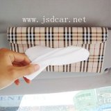 Car Sun Visor Tissue Box CD titular (JSD-P0001)